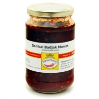 Sambal Badjak Manies